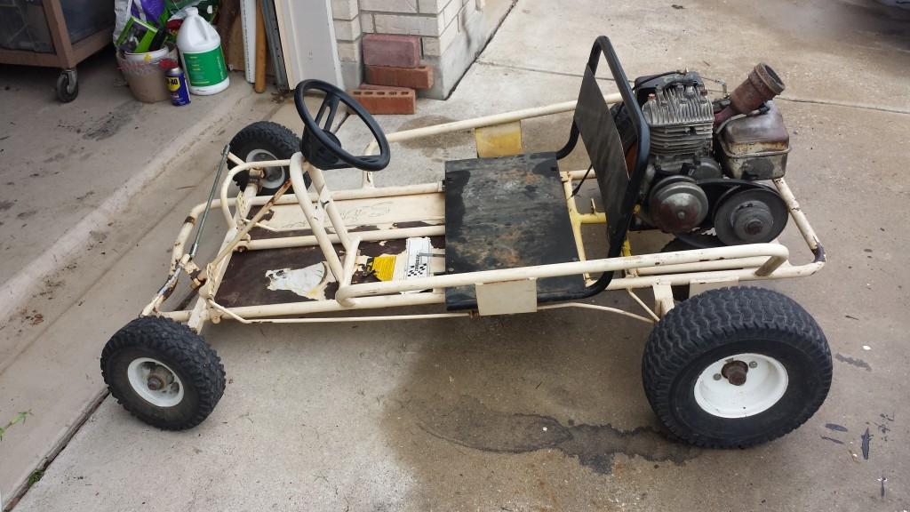 Old Go Kart