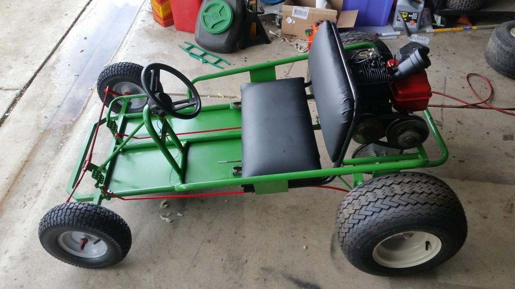 New Go Kart