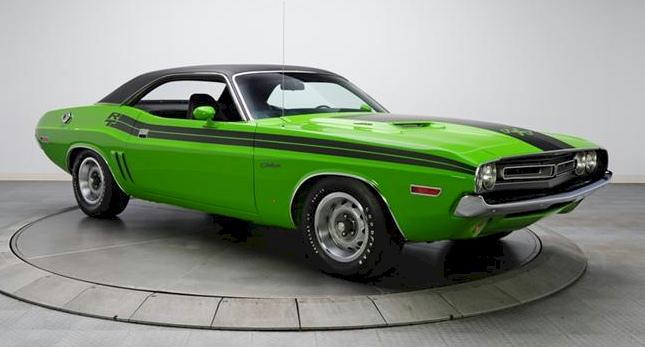 challenger1971gogreen